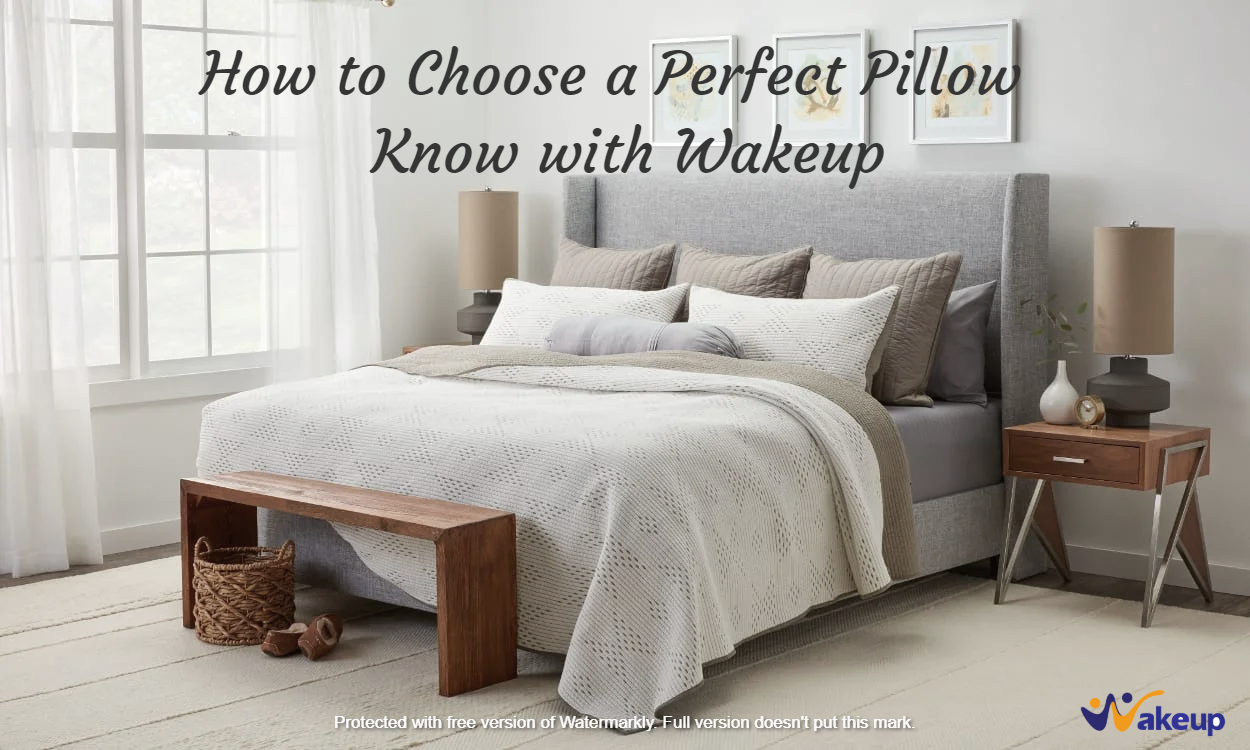 How to Choose a Perfect Pillow
